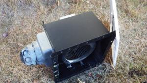 Panasonic天井埋込型喚起扇