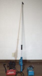 makitaマキタ充電式高枝切鋏 電動高枝切りハサミ4610DW