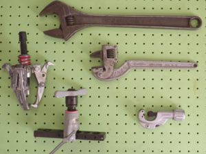おすすめシングルレバー混合栓交換 配管工具
