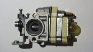 WYKキャブ 丸山製作所製の古い刈払機(草刈機)MB320の修理記録