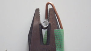 草刈機や刈払機用のナイロンコードを電工用圧着ペンチで自作する方法を公開!