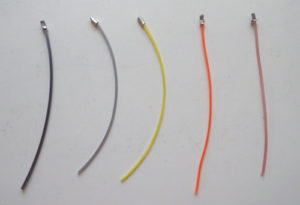 草刈機・刈払機用チタニウムナイロンコード差込み式3mmを電工用圧着ペンチで自作する方法 ナイロンコード 比較